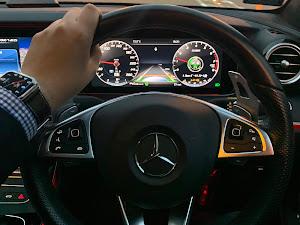 Eクラス セダン  W213型 E200 アバンギャルドスポーツのカスタム事例画像 さだひろさんの2019年03月01日19:09の投稿