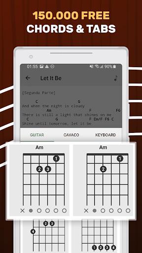 Guitar Chords & Tabs screenshot 1