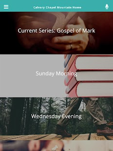 Calvary Chapel Mountain Home- screenshot thumbnail