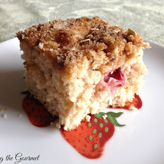 Healthy Fruit Cake.