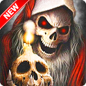 Amazing Skull Wallpaper icon