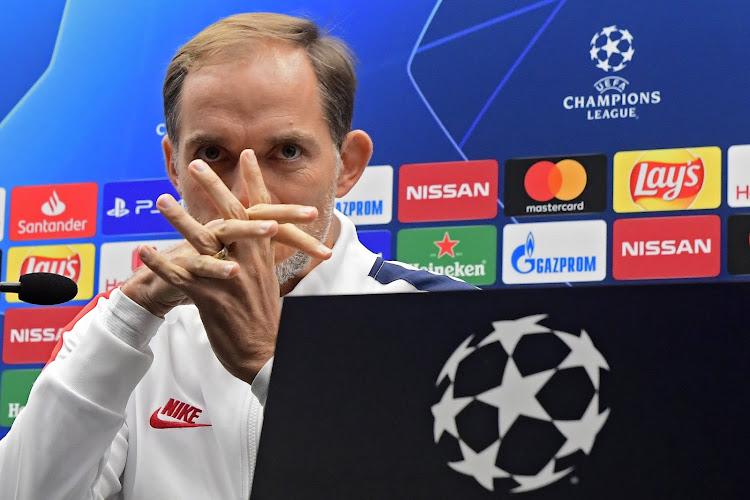 """Thomas Tuchel se méfie du Club : """"Bruges joue d'une manière assez folle"""""""