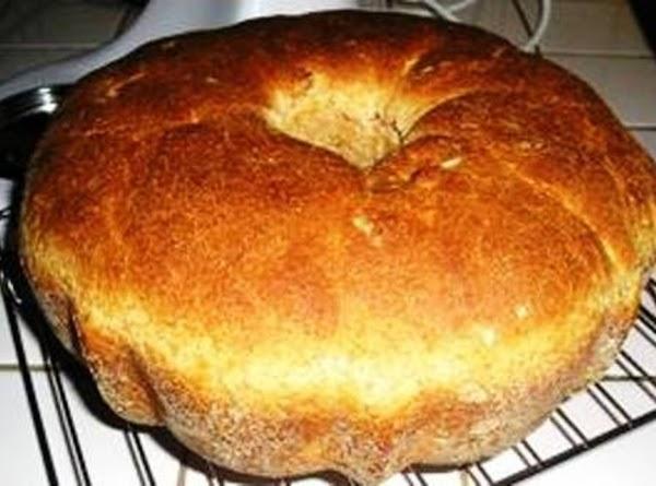 Casserole Bread Recipe