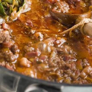 Meat Sugo and Pasta