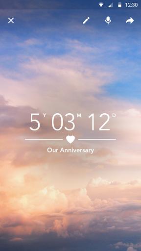 Dreamdays Countdown Free screenshot 2