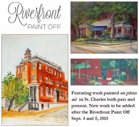 Riverfront Paint Off
