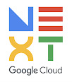 Logotipo de Google Cloud Next