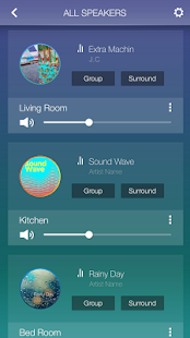 Wireless Audio - Multiroom- screenshot thumbnail