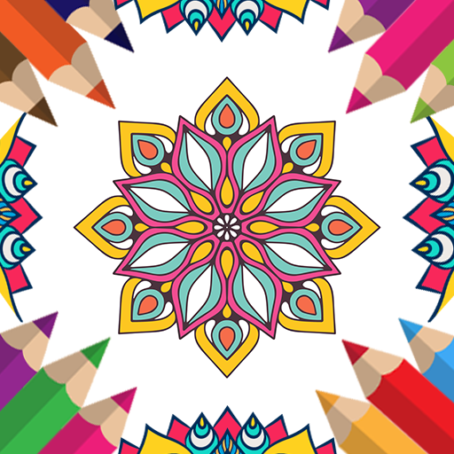 Mandala Coloring Book Games Apk Free Download For Android PC Windows