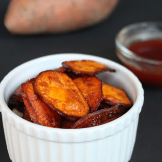 National Potato Chip Day | Sweet Potato Chips.