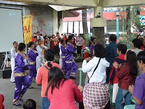 Photo: Baguio - mass on street