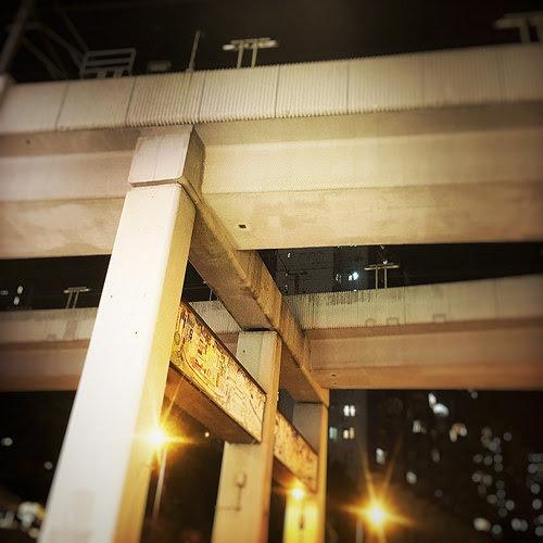 Hong Kong, Highway, Overpass,  expressway, 香港, 高速, 公路下