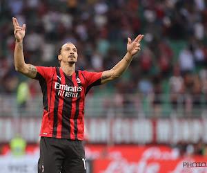 Coup dur pour l'AC Milan : Zlatan Ibrahimovic absent face à Liverpool