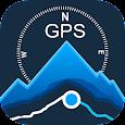 Altimeter GPS (Speedometer & Location Tracking) icon