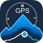 Altimeter GPS (Speedometer & Location Tracking) Icon