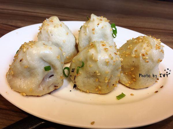 爆漿噴汁的上海生煎包 || 滬舍餘味餐館