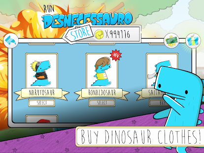 Another Dinosaur Run Game Screenshots