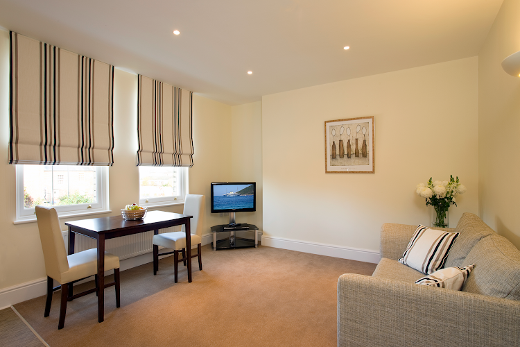 living space at Castle Crescent