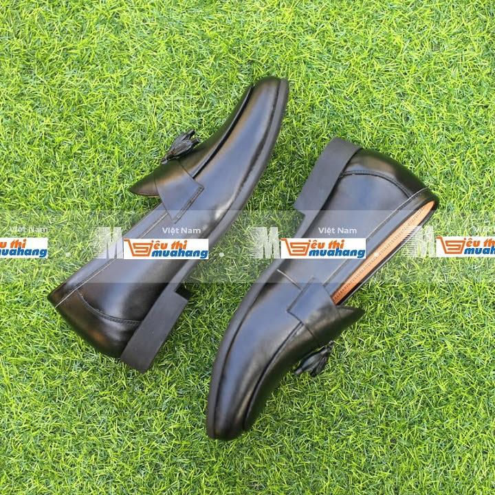 Giày tăng chiều cao da bò TC08 -9