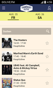 SummerDays Festival- screenshot thumbnail