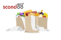 Angebot für Kassenbon Gewinnspiel Februar im Supermarkt