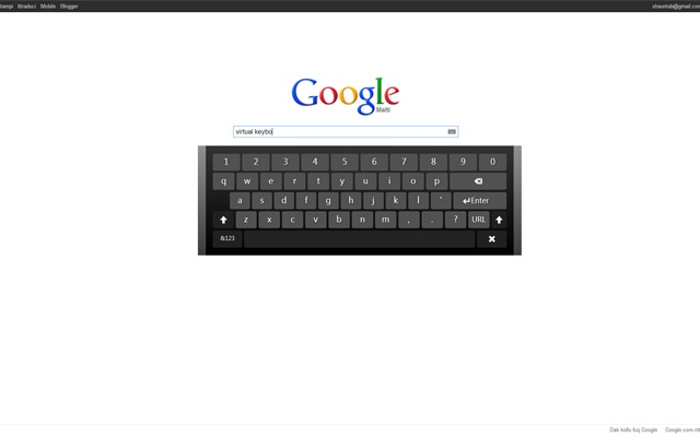 Virtual keyboard chrome web store fullscreen on screen virtual keyboard for touch screen devices ccuart Gallery