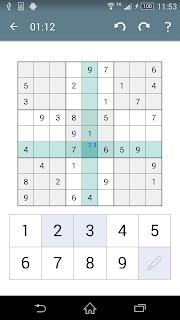 Sudoku screenshot 02