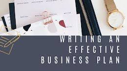 Effective Business Plan - YouTube Thumbnail item