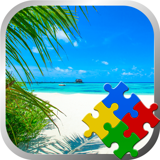 Jigsaw Puzzles - FREE - Beaches & Sea Android APK Download Free By Aim High Apps