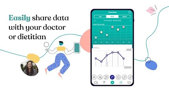 Cara Care: FODMAP, IBD, IBS Tracker, Poop Tracker 5