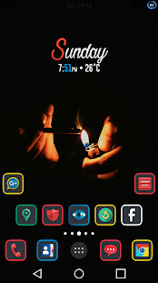 Tetron - Icon Pack Screenshot