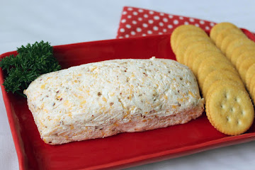Cheese Log Recipe