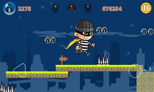 Bob Robber Run 1.0 {cheat hack gameplay apk mod resources generator} 2
