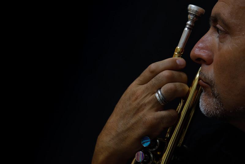 The trumpeter di lorenzo_ciuni