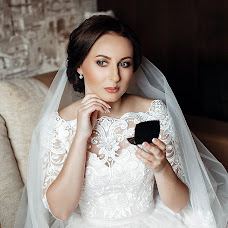 Wedding photographer Irina Ignatenya (xanthoriya). Photo of 09.01.2018