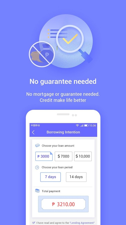 Cash Lending-payday loan- screenshot