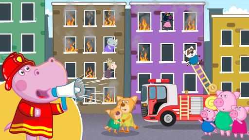 Fireman for kids apktram screenshots 13