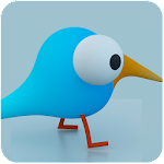 Bird Can't Fly Icon