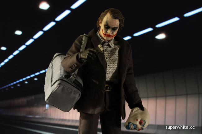 Joker Bank Robber