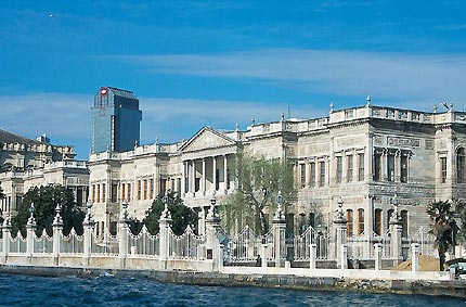 Photo Palais de Dolmabahçe