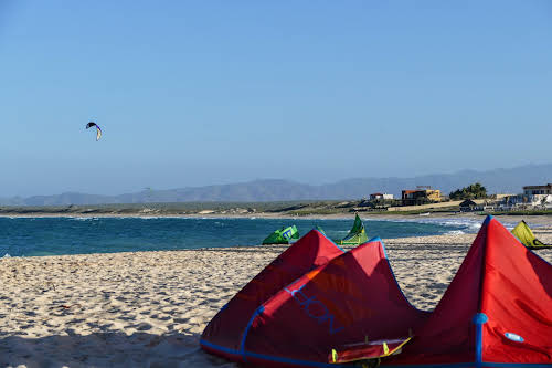 Things to Do in La Paz Mexico // Kiteboarding in La Ventana