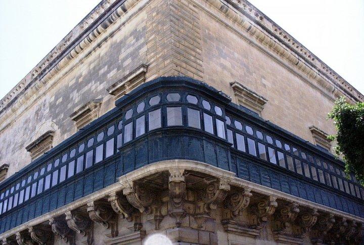 Balcone di clausura di danriz