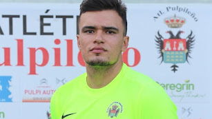 Erik Santiago debutó como titular el pasado domingo en Murcia.