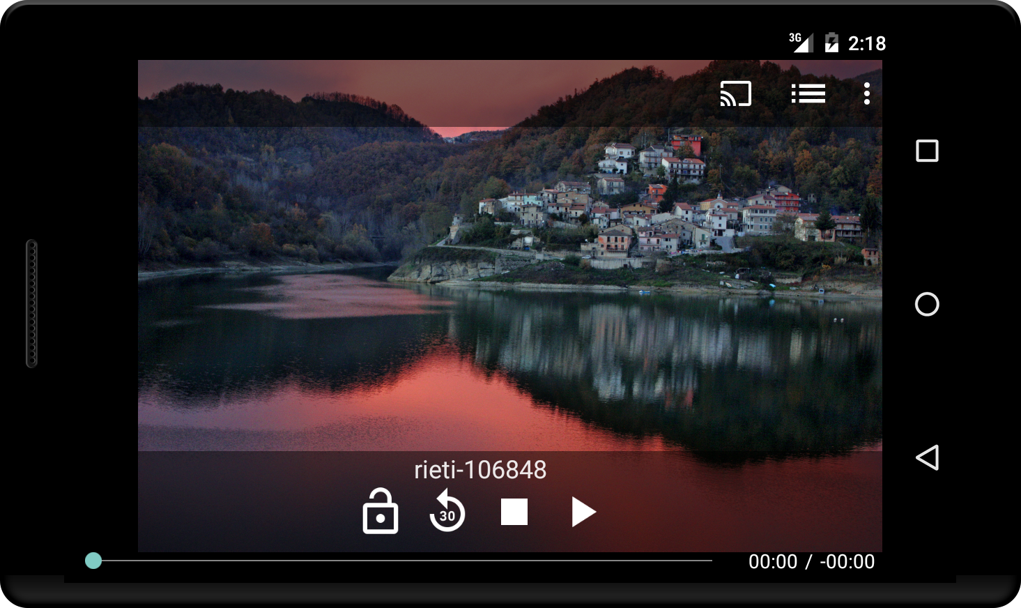 Flash Cast  (Chromecast & VLC)- screenshot