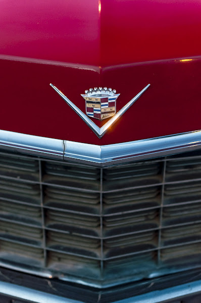 Photo: Crowned Edge. #Cadillac  +Throwing Dices Photography +#FinnishAutomotivePhotography  #Automotivephotography