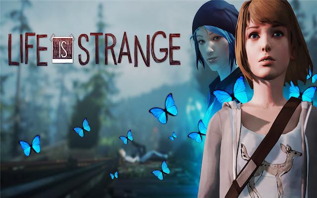 Life Is Strange Themes & New Tab