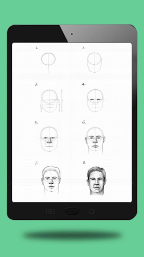 Daily Easy Drawing Step by Step - screenshot