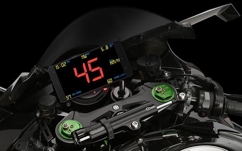 Speedometer DIGITAL HUD - náhled