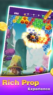 Golden Bubble Shooter MOD (Unlimited Money) 3