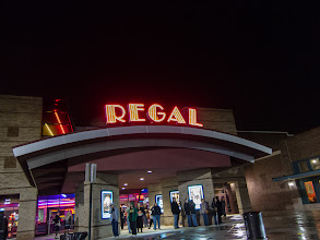 Photo: Day 363-A Night At The Movies